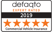defaqto Commercial Vehicle Insurance